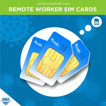 Remote Worker SIM Card
